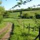 circuit GPS de rando,vtt,course à pied, Course à pied gps à Launaguet - Chemin du Poutou : Avant la cote