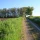 circuit GPS de rando,vtt,course à pied, Course à pied gps à Launaguet - Chemin du Poutou : Prolongement Cote de la Dame Blanche