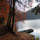 circuit GPS de vtt, Tour des 5 lacs - Chaux du Dombief :