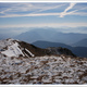circuit GPS de rando,raquettes, But St. Genix - Col de Vassieux : Paysage depuis le sommet
