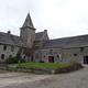 trail GPS : hike,outdoor bike, De Flavion à Anthée par le village de Morville : La ferme du château à Flavion