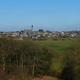 circuit GPS de rando,vtt, De Flavion à Anthée par le village de Morville : Point de vue sur Anthée