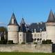 circuit GPS de rando, De Morville à Miavoye par le bois et le château de Fontaine : Le Château de Fontaine