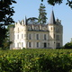 circuit GPS de cyclotourisme, Balade sur les pas de Montesquieu dans la baronnie de La Brède : Chateau Haut-Bergey © Panoramio - PaulGarcin