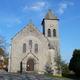 circuit GPS de rando,vtt, De Merlemont à Villers-le-Gambon par le village de Sautour : Eglise Saint-Nicolas à Merlemont