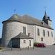 circuit GPS de rando,vtt, De Philippeville à Samart par le village de Neuville : Eglise de Neuville