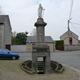 circuit GPS de rando,vtt, De Mettet à Pontaury par le hameau de Scry : La fontaine Saint-Job