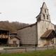 circuit GPS de vtt, Espace VTT FFC Couserans-Volvestre en Pyrénées - Sentier de Bonrepaux n°14 : Eglise de Bonrepaux ©katricoin Panoramio