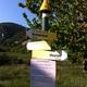 circuit GPS de vtt, Vallée du Lavezon - Entre chemin et route :