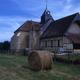 circuit GPS de cyclotourisme, Les portes de la Forêt d'Orient  - Vendeuvre sur Barse  : Eglise de Chauffour les Bailly