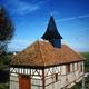 circuit GPS de cyclotourisme, De l'Aube à la Barbuise - Arcis sur Aube : Eglise de Morembert