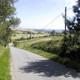 circuit GPS de rando,course à pied, Une bonne sueur à St Léon... : Après le point 5