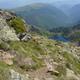 circuit GPS de rando, Pic de Saint-Barthélémy - Pla de la Galine : Au-dessus du col du Trou de l'Ours, vers étangs ©didiou09 Panoramio