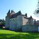 trail GPS : hike,outdoor bike, Du village de Ragnies au château du Fosteau : Le château du Fosteau