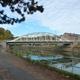 trail GPS : hike,outdoor bike, Balade à Sambreville - Auvelais : Pont sur la Sambre
