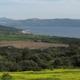 circuit GPS de vtt, Serra di Ferro - Porto Pollo : Montée vers Serra-diFerro