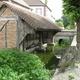 circuit GPS de rando, Boucle de St Flavy -  Marigny-le-Châtel  : Ancien lavoir à Marigny le Chatel, route de St-Flavy © Panoramio - Andossen
