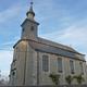 trail GPS : hike,outdoor bike, De Laneffe à Fraire par bois et campagnes : Eglise de Laneffe