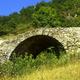 circuit GPS de cheval, Le chemin de Vauban - Rouze - Les Angles : Au départ de Rouze, un pont Vauban