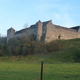 trail GPS : hike,outdoor bike, De Balâtre à Tongrinne par la vallée de la Ligne : Ferme-château à Balâtre