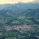 circuit GPS de rando, Sur les Pas des Huguenots  -   Rimon-et-Savel - Die : Vue sur Dié © Panoramio - peterjanwilbrink