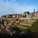 trail GPS : hike, Thuin - De la Ville Haute à la Ville Basse : Les jardins suspendus