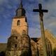 circuit GPS de rando, Circuit de Frédéric le Grand - Lamballe : Eglise Saint Martin