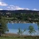 circuit GPS de cyclotourisme, Grande Traversée des Lacs (Etape 1) - Thoirette : Lac de Clairvaux © Panoramio - Alain TREBOZ