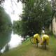 circuit GPS de vtt, Au fil de La Charente - de Cognac à Angoulême :