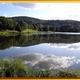 circuit GPS de rando, Circuit de Bussière Dunoise (N°4) : Vue du plan d'eau © panoramio - Gilles Joyeux