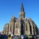 circuit GPS de rando,vtt, Balade champêtre au Roeulx : Eglise du Roeulx