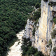 circuit GPS de rando, Gorges du Merderis - La Lèque : Gorges de l'Aiguillon ou Concluses de Lussan ©alitza Panoramio