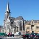 circuit GPS de rando,vtt, De Marbaix La Tour à Ham sur Heure : Eglise d'Ham-sur-Heure