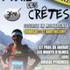 circuit GPS de course à pied, Trail des Crêtes du Mont Fourcat au St Barthelemy :