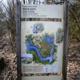 circuit GPS de rando, Lac de Guerlédan rive Nord - Landroanec :