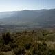 circuit GPS de course à pied, Tour de la Gineste - Noyers sur Jabron : Vallée du Jabron vue de la côte 1064