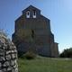 circuit GPS de course à pied, Tour de la Gineste - Noyers sur Jabron : Notre Dame de Bethléem et St Euphémie (XIII e) - Vieux Noyers