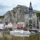 trail GPS : hike, Balade dans la vallée de la Haute Meuse - De Dinant à Dréhance : Dinant