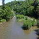 circuit GPS de rando, Boucle le long de l'Aveyron - Najac nord : L'Aveyron