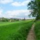 trail GPS : hike,outdoor bike, De Arquennes à Monstreux par les vallées de la Thines et de la Samme : Le village de Monstreux