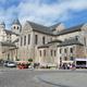 trail GPS : hike, Balade à Nivelles : La Collégiale Sainte-Gertrude