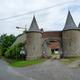 circuit GPS de rando,vtt, Balade à Ecaussinnes : Château-ferme d'Ecaussinne