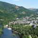 circuit GPS de cyclotourisme, Circuit des 10 plus beaux villages de France de l'Aveyron - Entragues sur Truyère - Aubrac : Entraygues sur Truyère © Wikipédia - Jean-Pol GRANDMONT