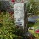 circuit GPS de rando, Le tour de la Hague - Omonville le Petite : La tombe de Jacques Prévert à Omonville