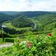 trail GPS : hike, De Ucimont à Botassart par le Tombeau du Géant : Point de vue sur le Tombeau du Géant