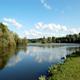 trail GPS : hike, Natural reserve of the pond Saint-Ladre - Boves : La réserve naturelle de l'étang Saint-Ladre ©CDT Somme