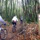 circuit GPS de vtt, Le bois du Névet  - Plogonnec :