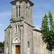 circuit GPS de rando,vtt,course à pied, Petite course à pied tranquille – Châtillon la Palud : Eglise de Châtillon-la-Palud © clochers.org - Émile TAILLEFER