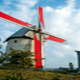 trail GPS : hike, Le moulin d'Eaucourt : Le moulin d'Eaucourt ©CDT Somme