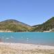 circuit GPS de vtt, Espace VTT - FFC du Verdon et des Vallées de l'Asse – Les Fourches n°10 - Saint-André-les-Alpes : Lac de Chatillon © Wikipédia - Alpes de Haute Provence